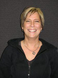 Cyndie Grenier, vice-présidente